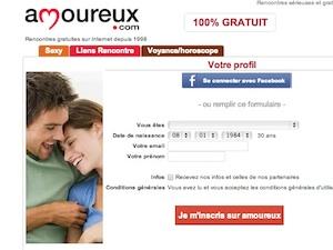 Amoureux.com – Est-ce vraiment un site gratuit ?