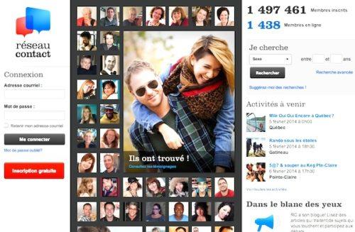 ❤️ Réseau Contact – Est-ce Vraiment Le Top au Québec?