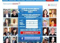 RencontreGeeks.com – Rencontrez les Geeks Célibataires