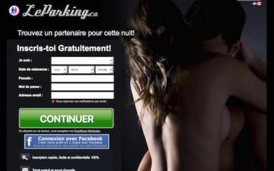 """LeParking.ca – Des rencontres """"casual"""" sans attaches, débarrez-vous!"""