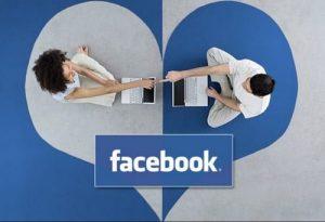 flirté sur facebook