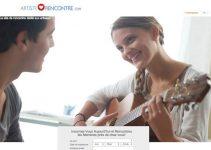 ArtisteRencontre.com – Vous avez la fibre artistique? Ce site est pour vous!