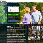 Coeurtendre.ca - Les rencontres entre célibataires séniors