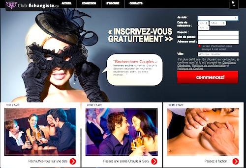 Club-échangiste.ca – Échange de couple, échangisme et swingers!