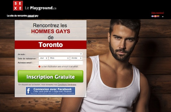 LePlayground.ca – Le libertinage entres hommes gay