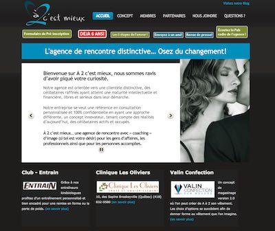 A2cestmieux.com – L'agence de Rencontre Distinctive au Québec