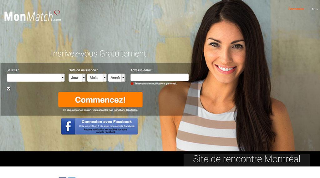 MonMatch.com – Trouvez Votre Match Parfait à Montréal