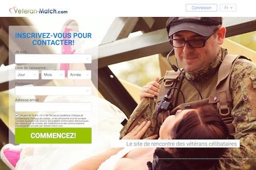 Veteran-Match.com – L'amour, c'est gagner la guerre, sans commencer la guerre